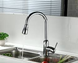 Overstock Kitchen Faucets bidet4me km 07e kitchen sink faucet pull down out 2 functions