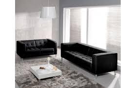 canapé design pas cher soldes canapé miliboo canapé design 3 places noir lincoln iziva com