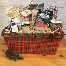 Bourbon Gift Basket Holiday Gift Baskets Fleurish