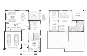 split level plans regatta 264 split level home designs in gj gardner homes ripping