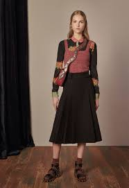 red valentino fall 2017 ready to wear collection vogue