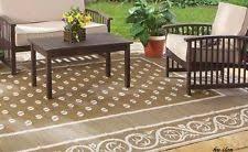 rv outdoor green rug 9x18 indoor patio deck camper mat reversible