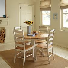 kitchen white dining table round dining room tables small round