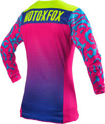 womens motocross jersey 27 95 fox racing youth girls 180 jersey 235515