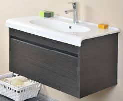 25 Inch Vanity 25 Inch Modern Bathroom Vanity Charcoal Finish