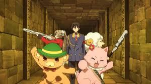 twelve days of anime u2013 the true face of theme park mascots