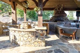 Outdoor Living Spaces Outdoor Kitchens U2014 Dreamscape Landscape
