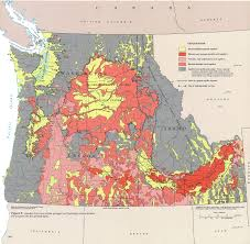 Map Of Eastern Oregon by Ha 730 H Regional Summary Text