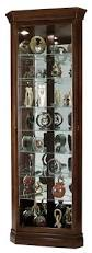 Glass Shelves For Kitchen Cabinets Curio Cabinet Curio Cabinets Contemporary Four Glass Shelf