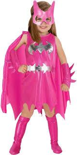 Birthday Suit Halloween Costume Crossing Fingers Gemma Choosing Pink Batman Suit