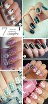 how to do a french nail art at home step by step tutorial with