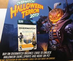 overwatch halloween 2017 event start date leaked overwatch