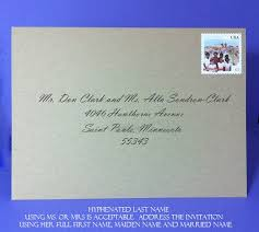 wedding invitation address labels wedding guide how to address save the dates