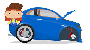animated wrecked car doctor mcwheelie a blue car kid a tow truck youtube