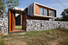 Modern Home Design Thailand by Fencing Designs For Houses Photo Album Garden And Kitchen