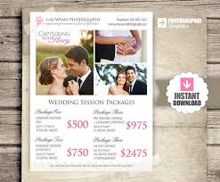 wedding photographers prices wedding photography price list session packages pricing
