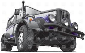 Off Road Vehicle Vector Clipart Image 6173 U2013 Rfclipart