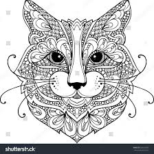 holiday coloring pages simple horse coloring pages free