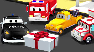 the car patrol truck and car and mat s birthday in