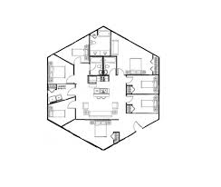 Hexagon House Floor Plans by Experimental Small Hexagonal Platform Engineering The