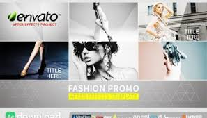 videohive dynamic fashion pack free after effects templates free