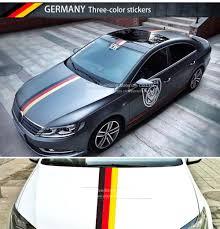 Car Bonnet Flags Txd Mini Diy 15cmx25m Roll Germany Italy France Flag Hood