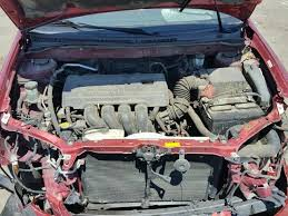 2007 toyota corolla engine for sale salvage certificate 2007 toyota corolla sedan 4d 1 8l 4 for sale