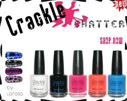 crackle polish tips