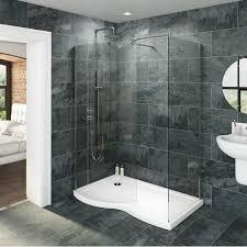 Modern Bathroom Showers by Bathroom Walk In Shower Dimensions Grey Modern Bathroom Shower
