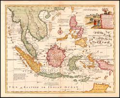 Map Of Nd A New And Accurate Map Of The East India Islands Laid Down
