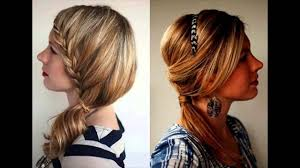 Images Of Girls Hairstyle by Latest 10 Different Types Of Hairstyles For Girls Youtube