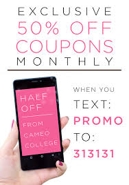 monthly salon promotions cameo college beauty murray utah