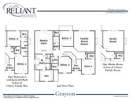 Media Room Plans - grayson a se reliant homes new homes in atlanta
