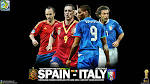 Spain vs Italy - Live Highlights | EuroFootballWeb