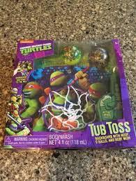Tmnt Bathroom Set Teenage Mutant Ninja Turtle 6pc Bathroom Accessory Set Nickelodeon