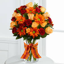 thanksgiving flower arrangements gift basket delivery