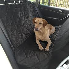 dog car seat covers topist super durable soft padded waterproof