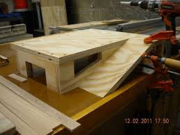 How To Build A Wood Toy Chest by Free Plans For Wooden Toy Garage The Best Image Search