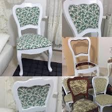 Chippendale Schlafzimmer Kaufen Vorher Nachher Diy Chippendale Barock Vintage Stuhl Türkis Blumen