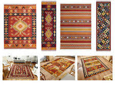 Indian Hand Woven Rugs Indian Contemporary Hand Woven Rugs Ebay