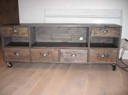 meuble de cuisine style industriel mobilier industriel pas cher inspirations avec meuble de cuisine
