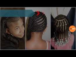 braiding hairstyles for little girls cute hairstyles for black