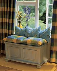 Cushions For Window Bench Window Seat Cushions Add Warmth To A Home