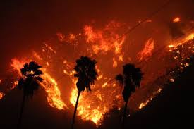 Six Flags In California Address Wildfires Close 405 Freeway In Southern California Thousands Of