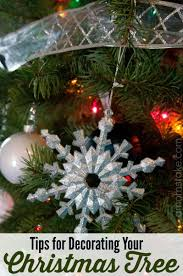 tips for decorating your christmas tree a mom u0027s take