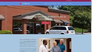 atlanta web site design examples