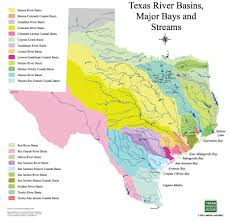 Colorado River Basin Map by Texas Rivers Tested By Drought Population Growth The Texas Tribune
