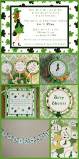 st patrick u0027s day baby shower ideas expressions paperie expecting
