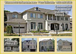 Brick Stone And Dryvit Exterior by Dryvit Stucco Mold Stuccoworkscanadacom We Specialize In