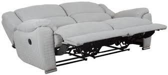 fabric recliner sofas buy buoyant blake 3 seater fabric recliner sofa online cfs uk